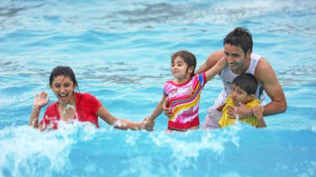 Water Rides at  Wonderla Amusement Park Bangalore