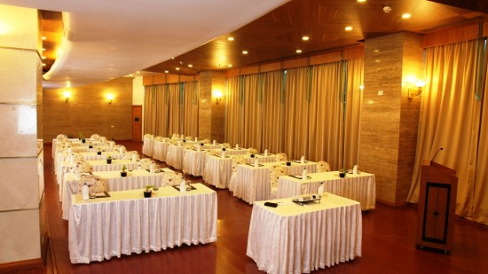The Orchid - Five Star Ecotel Hotel Mumbai Prive Classroom Setting Orchid Mumbai Hotel