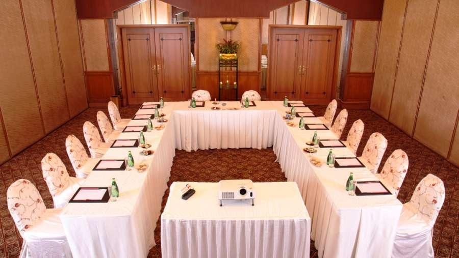 The Orchid - Five Star Ecotel Hotel Mumbai Chamber 1 Orchid Mumbai Hotel