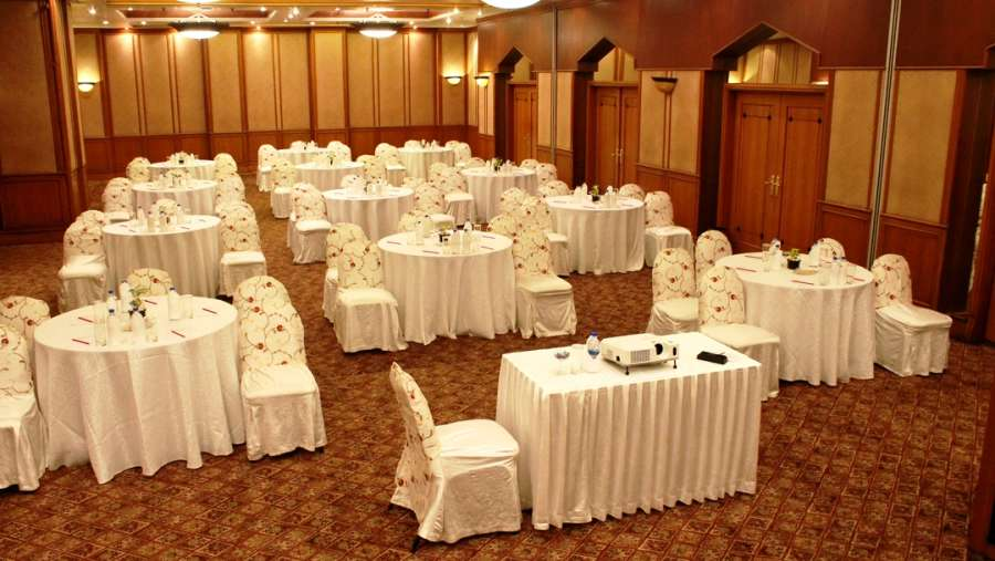 The Orchid - Five Star Ecotel Hotel Mumbai Chambers Cluster Setting Orchid Mumbai Hotel