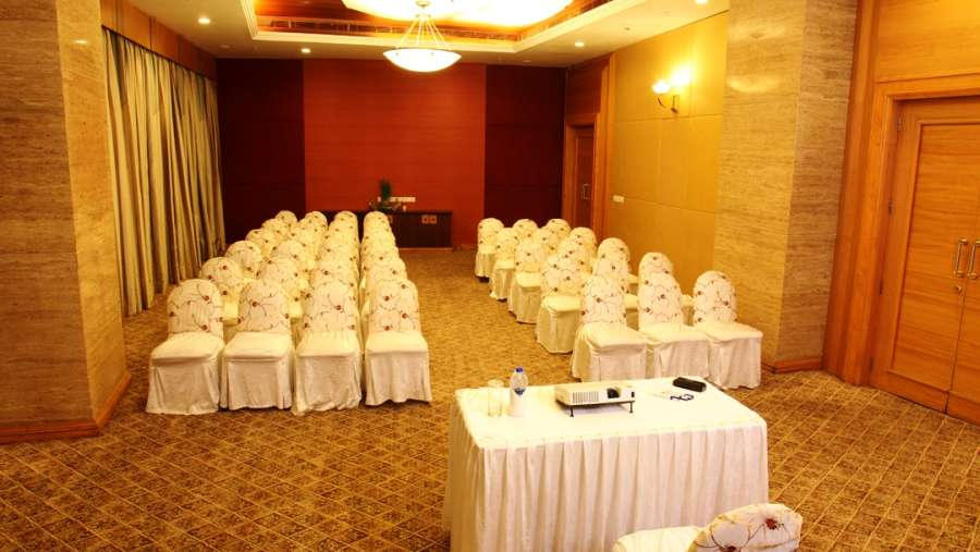 The Orchid - Five Star Ecotel Hotel Mumbai Chancery 1 Theatre Orchid Mumbai Hotel