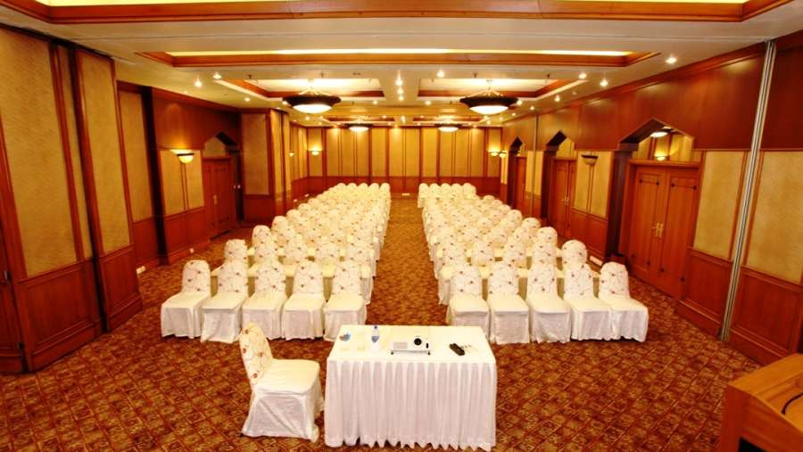 The Orchid - Five Star Ecotel Hotel Mumbai Conference Chamber 1 The Orchid Hotel Mumbai