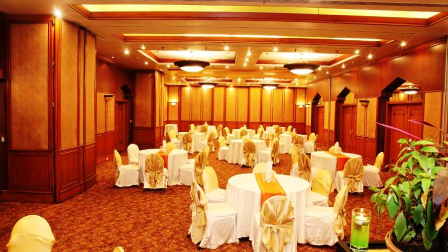 The Orchid - Five Star Ecotel Hotel Mumbai Conference Chamber The Orchid Hotel Mumbai