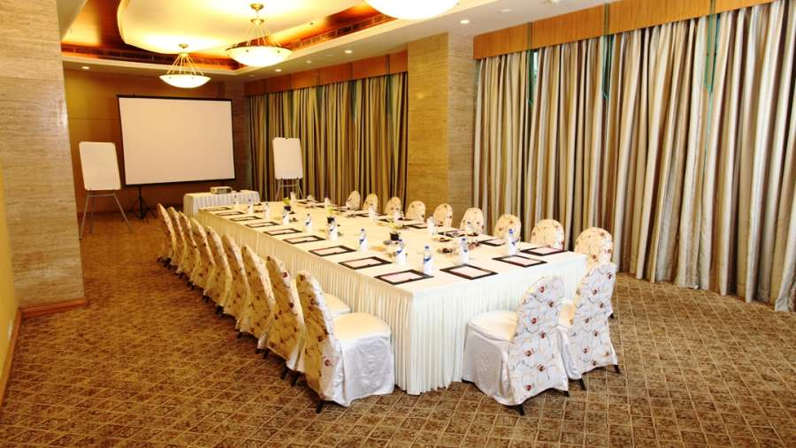 The Orchid - Five Star Ecotel Hotel Mumbai Conference Chancery 1 The Orchid Hotel Mumbai