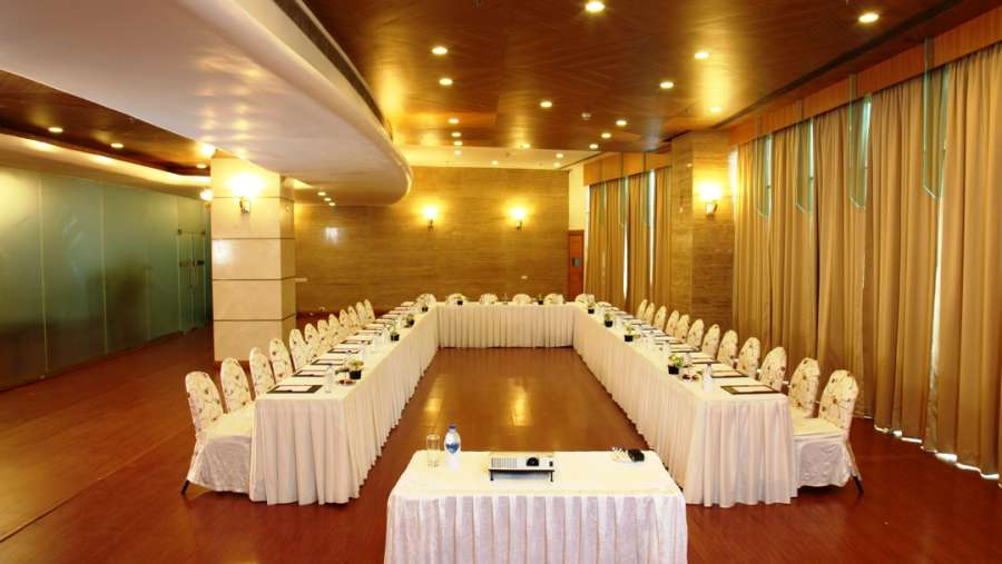 The Orchid - Five Star Ecotel Hotel Mumbai Prive Board room Orchid Mumbai Hotel