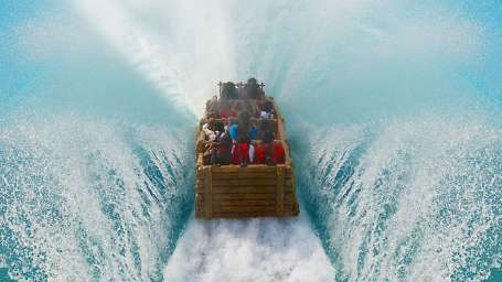 Dry Rides - Wonder Splash at  wonderla Amusement Park Bangalore