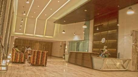 Hotel Maurya, Bangalore Bangalore lobby Hotel Maurya Bangalore