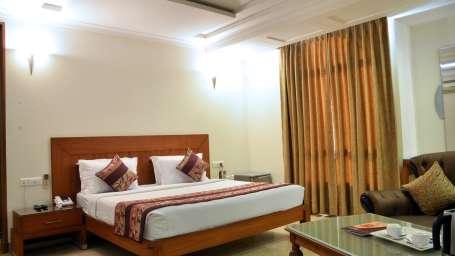Hotel Trisha Bhoomi Residency, Agra Agra Royal Club Room 1 Hotel Trisha Bhoomi Residency Agra