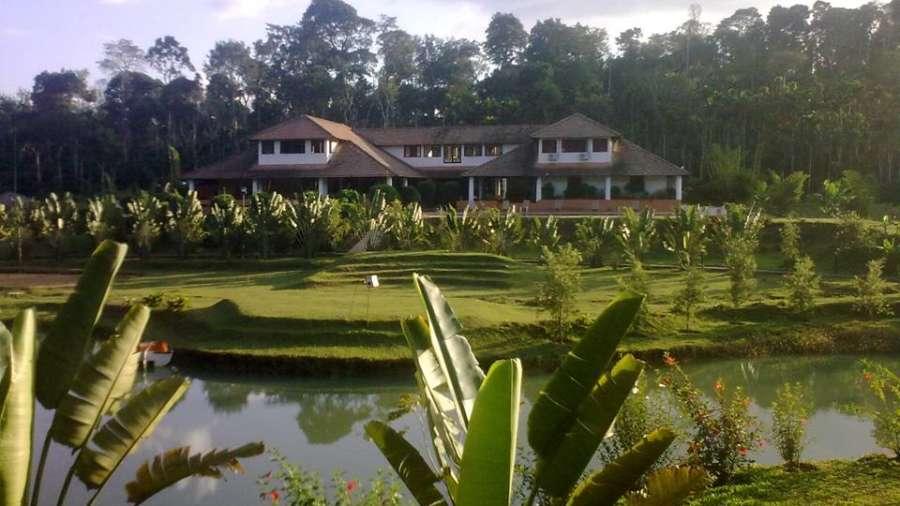 Kadkani Riverside Resorts, Coorg Coorg Facade Kadkani Riverside Resort Coorg