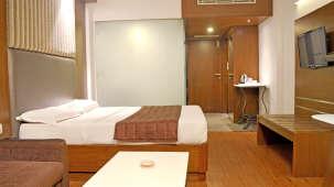 Hotel Maurya, Bangalore Bangalore Deluxe Room Hotel Maurya Bangalore 3