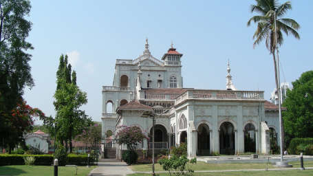 Aga Khan Palace Orchid Pune Places To Visit In Pune