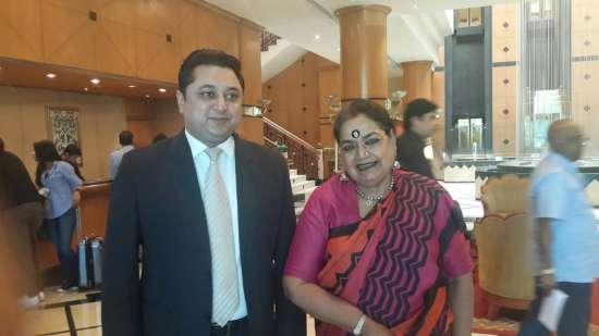 The Orchid - Five Star Ecotel Hotel Mumbai usha uthup at orchid ecotel hotel mumbai