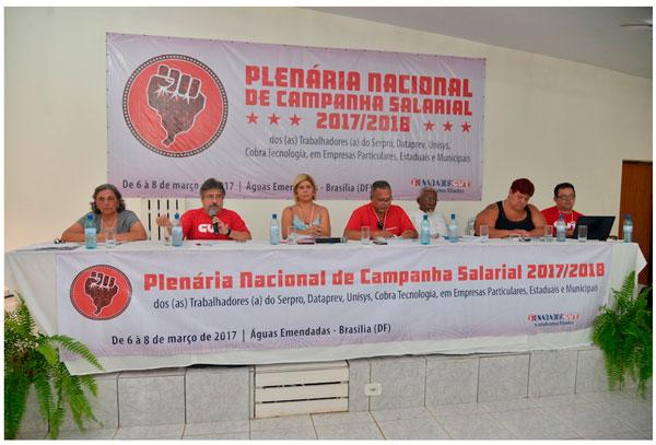 #Plenária2017 – Delegados participam de painéis de formação no 1º dia de programação