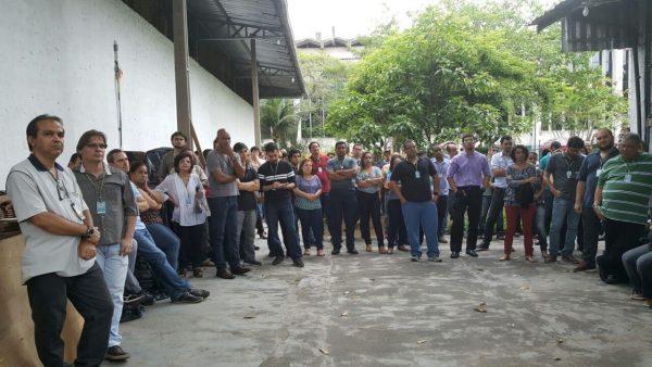 Cobra – Trabalhadores do RJ entram em estado de greve