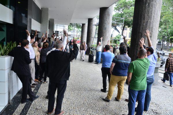 Unisys Brasil – Trabalhadores rejeitam proposta da empresa