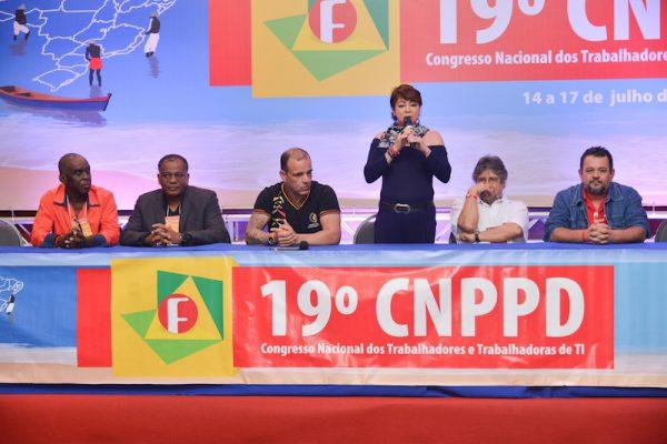 19º Congresso da Fenadados elege nova diretoria da Federação
