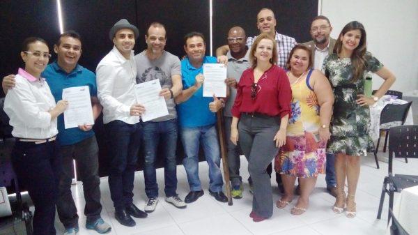 Fenadados e Grupo MOB assinam ACT 2016/2017