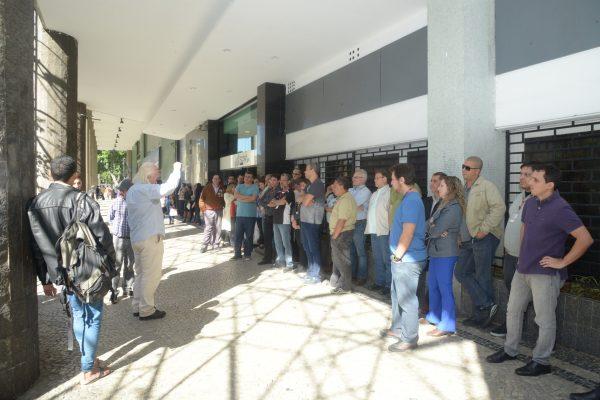 Trabalhadores da Datamec no RJ aprovam proposta de PLR 2015