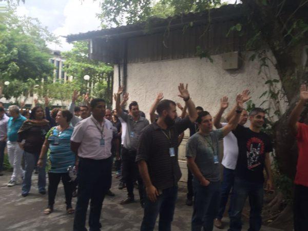 Cobra – trabalhadores do RJ aprovam implantação do Ponto Eletrônico Experimental