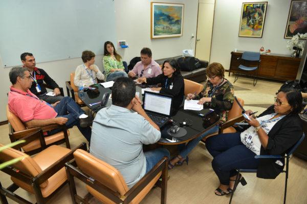 Serpro – Trabalhadores participam de reuniões das comissões de Saúde e de Redução da Jornada