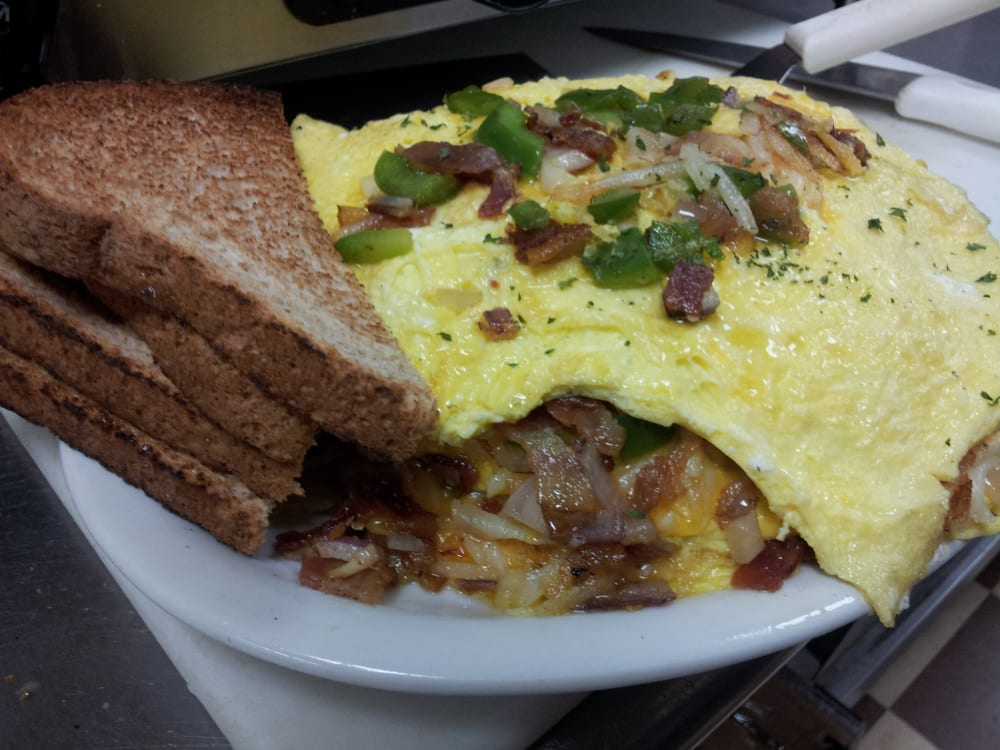 12 egg omelette challenge for Asian cuisine allendale