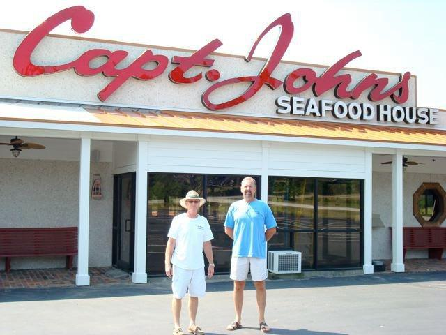 Photo at Captain John's Seafood House