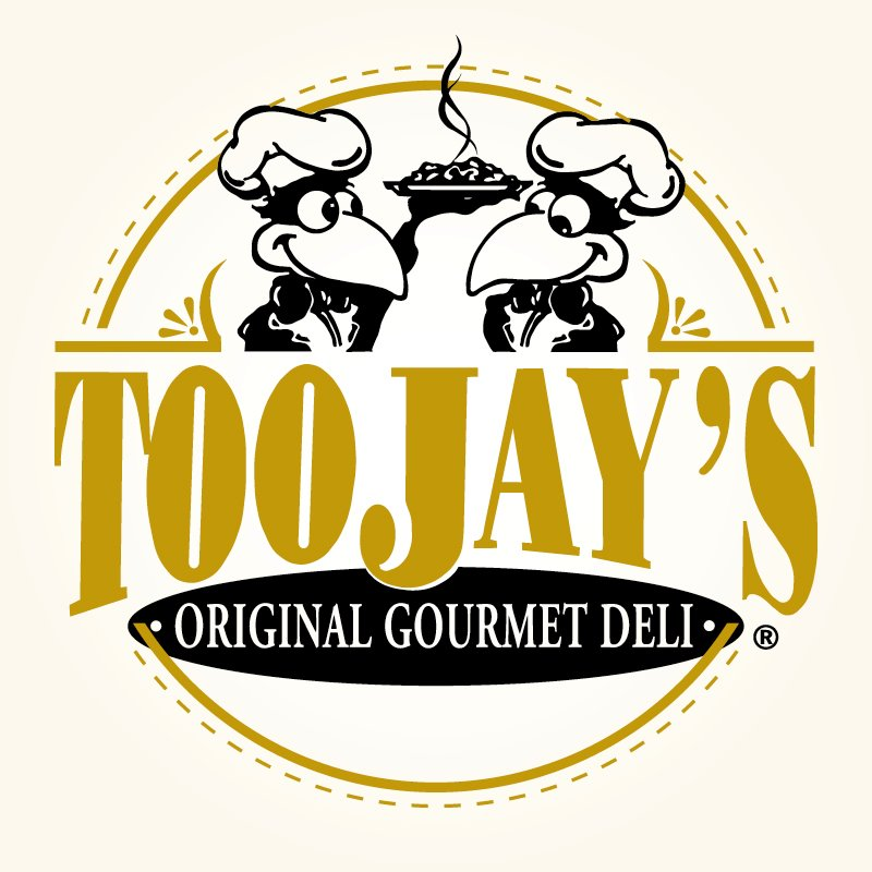 toojays at Too Jay's Gourmet Deli