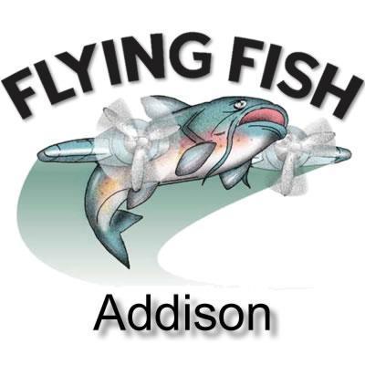 Flying fish dallas tx 75254 menus and reviews for Flying fish dallas