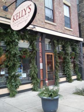 Kellys Bakery and Cafe