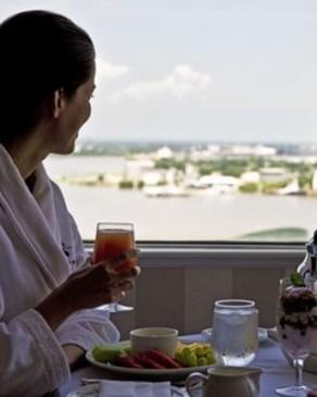 Windsor Court Hotel - New Orleans