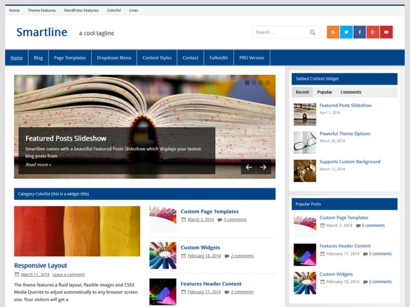 9 Best Free Magazine WordPress Themes - SitusMurah