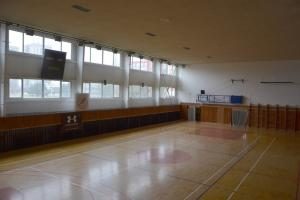 Hala Sportovního Gymnázia