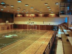 Sportovní hala