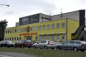 Hala BA Sparta, Praha 5