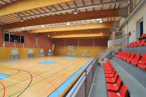Tělocvična  Masarykova gymnázia