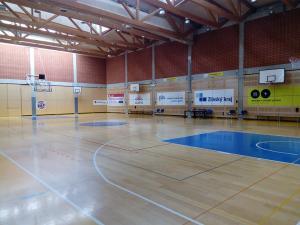 Sportovní hala Zelené
