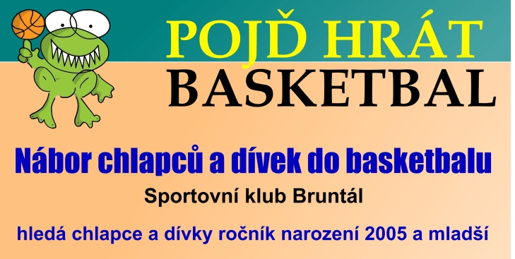 Pojď hrát basketbal!