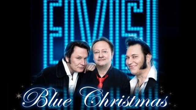 Elvis Blue Christmas