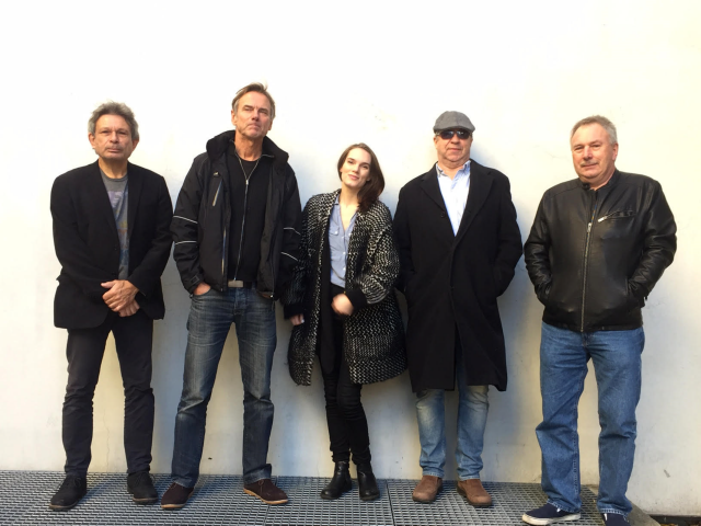 vanPaersa Bluesband spiller på Kulturpuben.