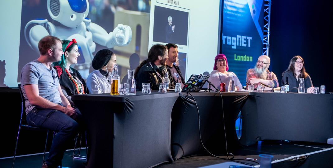 ProgNET London 2018 Panel