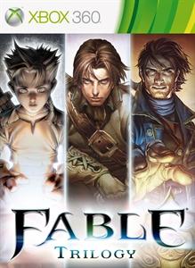 Fable Trilogy Boxart
