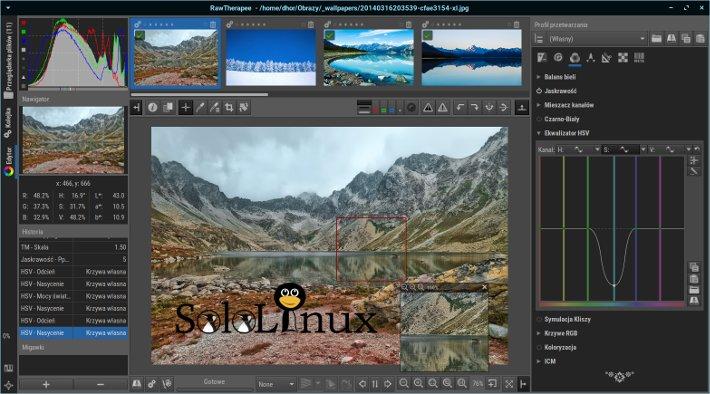 Las mejores alternativas a Photoshop en Linux 3