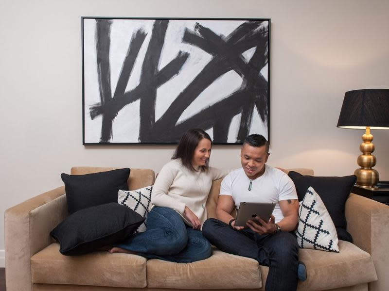 Apartment buyers now expect to have high-speed internet.