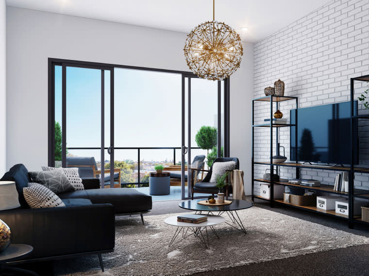 The new Ancora apartments being built in Fremantle will have nbn ready for residents. Picture: realestate.com.au/buy
