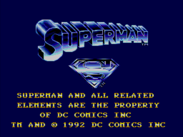 Superman The Man of Steel - Screenshot 1.png