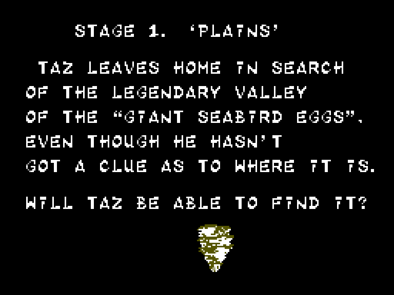Taz-Mania - The Search for the Lost Seabirds_004.png