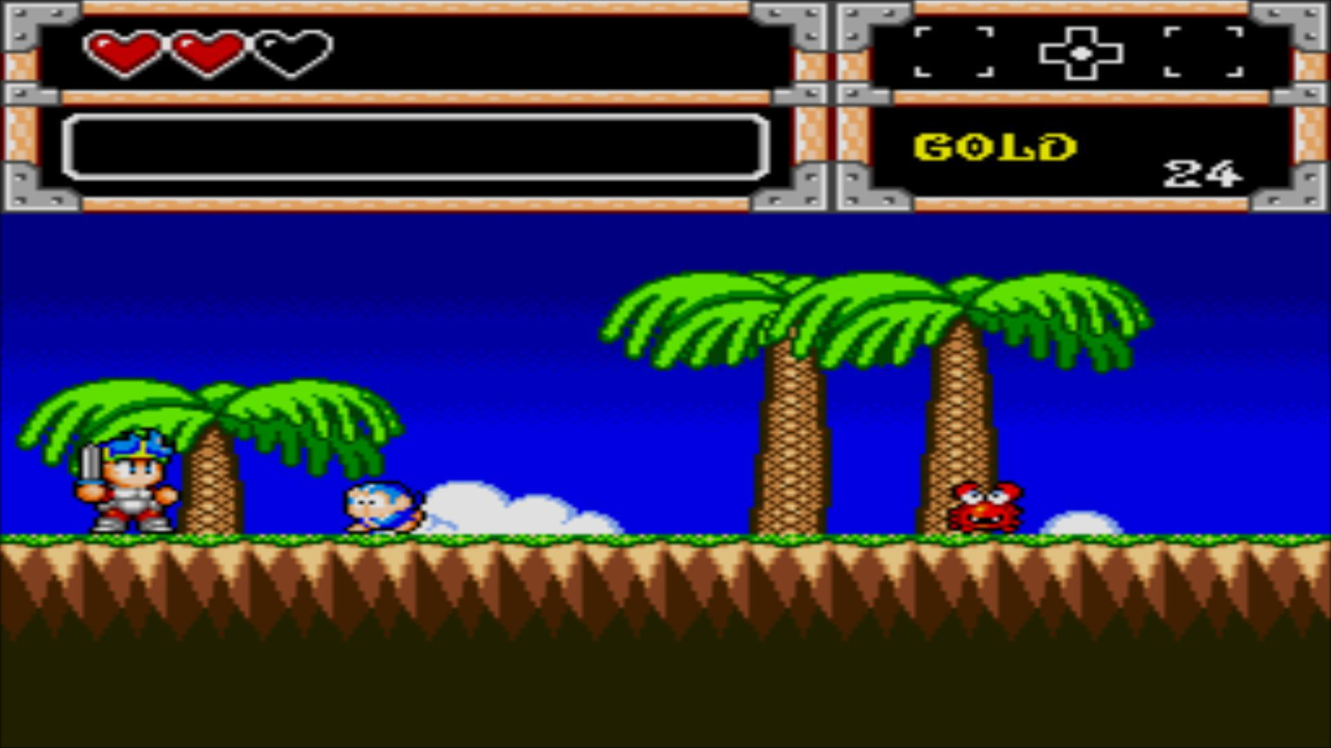 Wonder Boy in Monster World - Screenshot 1