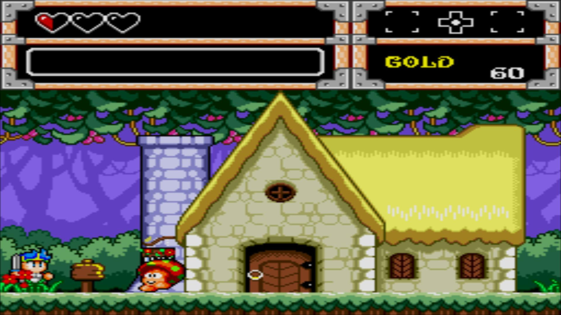 Wonder Boy in Monster World - Screenshot 2