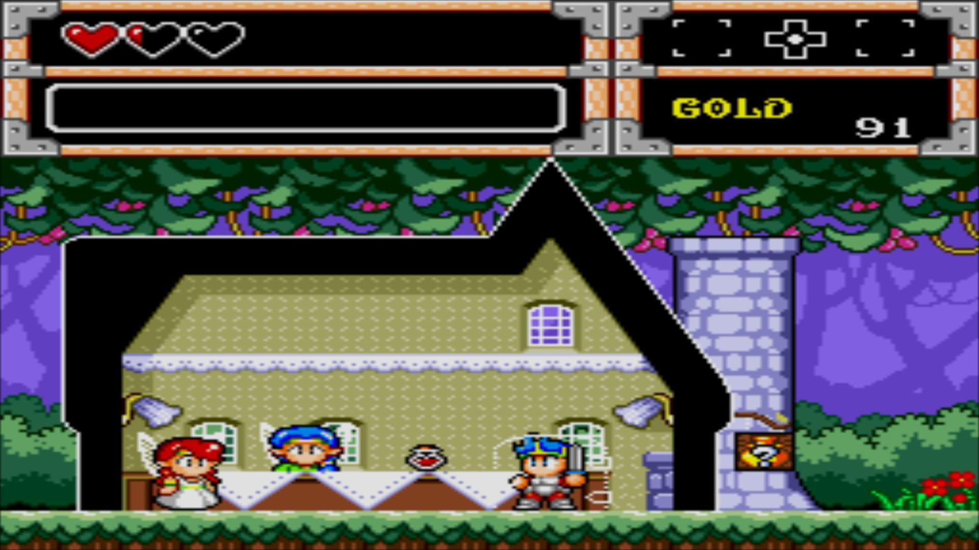 Wonder Boy in Monster World - Screenshot 3