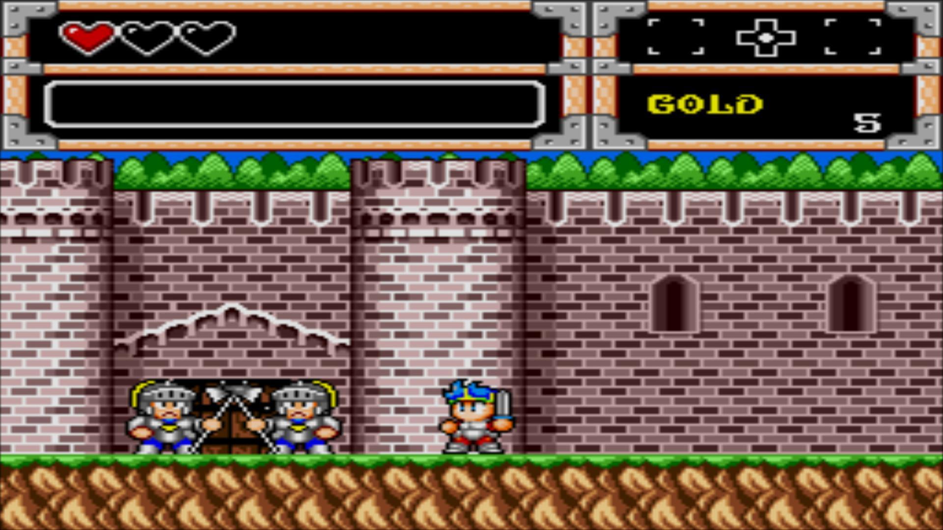 Wonder Boy in Monster World - Screenshot 4